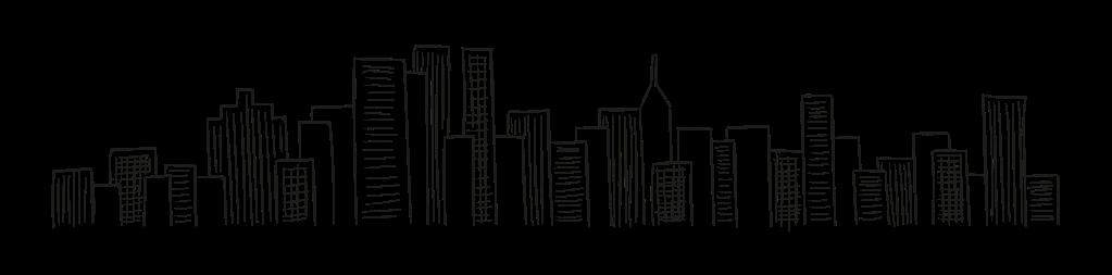 Sketchy City Skylines-01